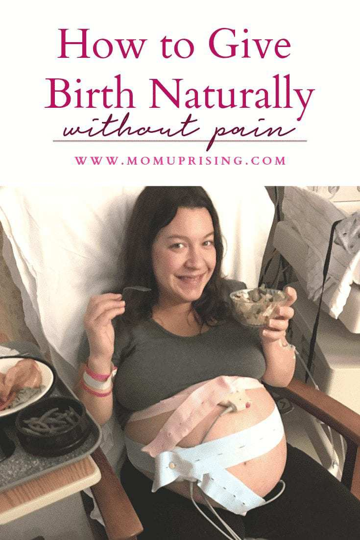 5 Tips for How to Give Birth Naturally Without Pain