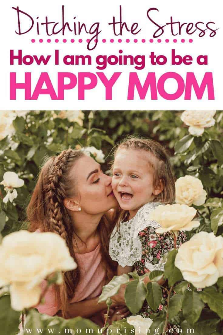 I\'m Tired of Being a Stressed Out Mom