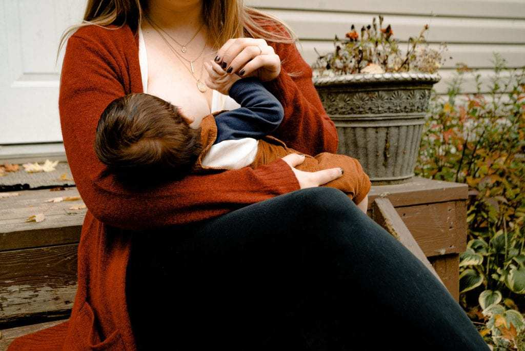 home remedies for breastfeeding pain