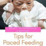 paced feeding