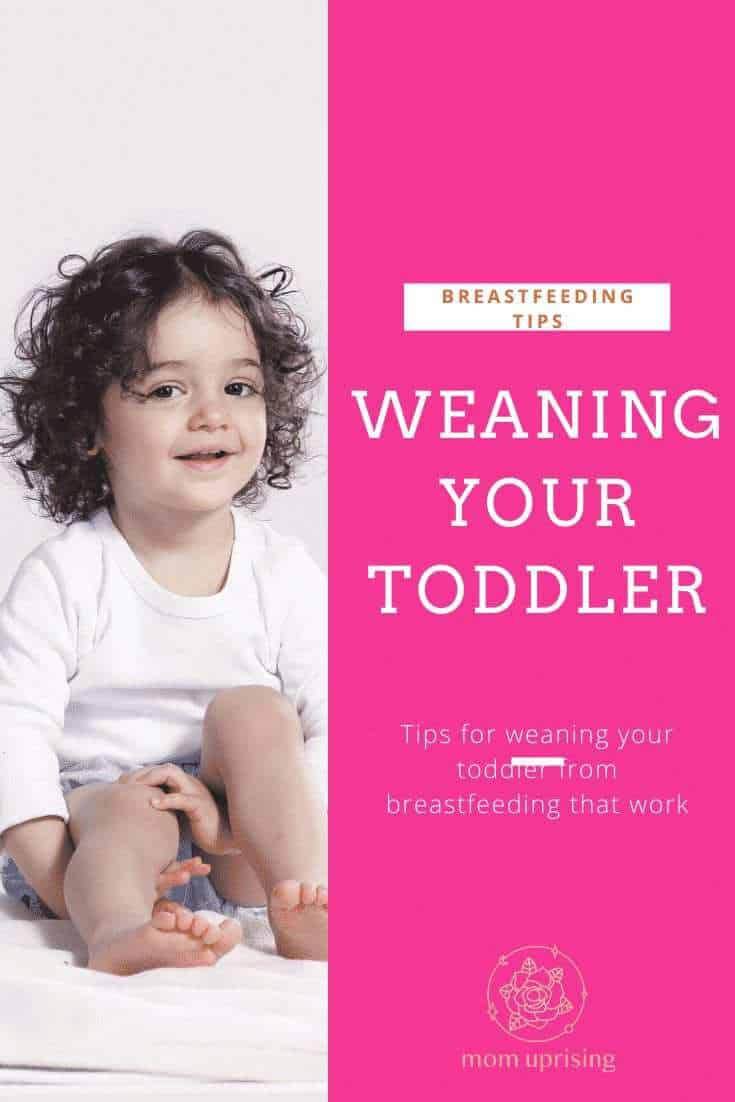 How to Wean a Toddler from Breastfeeding