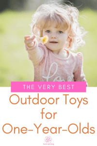 outdoor toys for one year old
